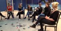 Team Bloemetje doet mee met Beweegbriekels